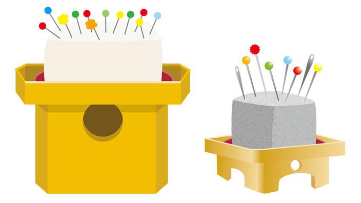 針供養イメージ