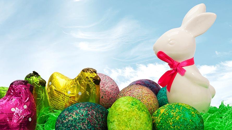 イースターはクリスマスより重要な復活祭?!<br />-卵やウサギの飾り物の意味とは?