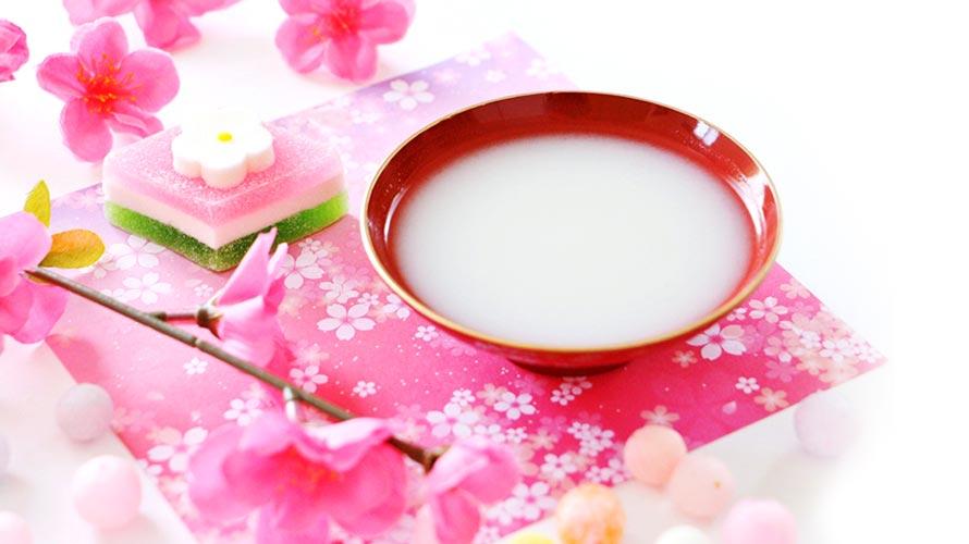 雛祭り(桃の節句)の食べ物について<br />-代表的な行事食・その意味や由来とは?