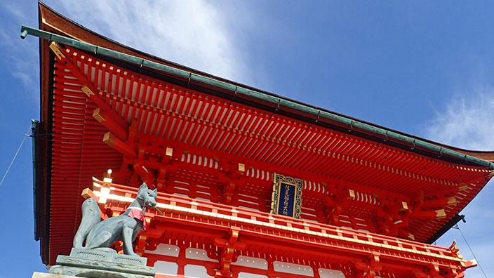 稲荷神社イメージ