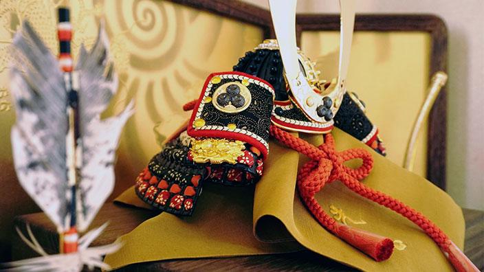 五月人形(鎧飾り)イメージ