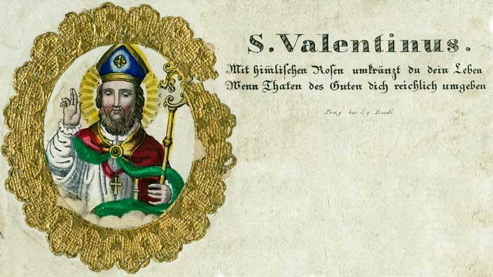 聖ヴァレンタインイメージ