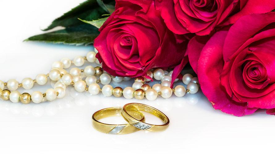 結婚指輪(マリッジリング)の由来と歴史についての記事イメージ