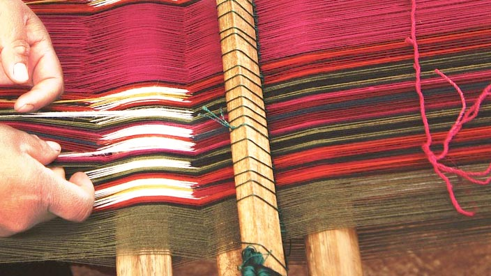 織物イメージ
