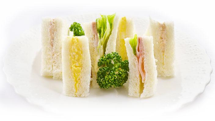 サンドイッチのイメージ写真