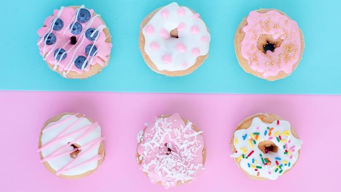 ドーナッツのイメージ画像