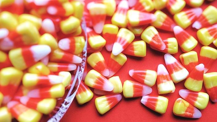 キャンディーコーンのイメージ