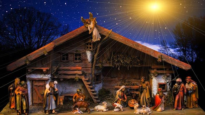 イエス・キリスト降誕のイメージ